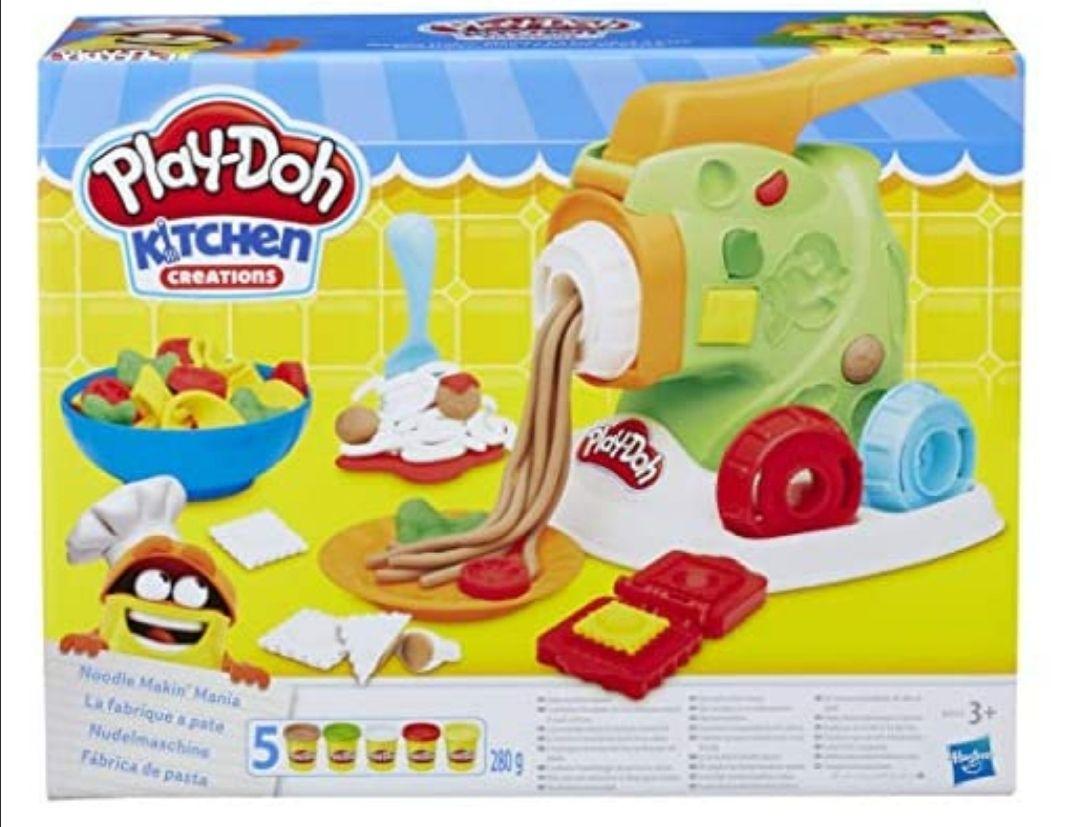 Play-Doh- Fábrica de Pasta (Precio al tramitar el pedido)