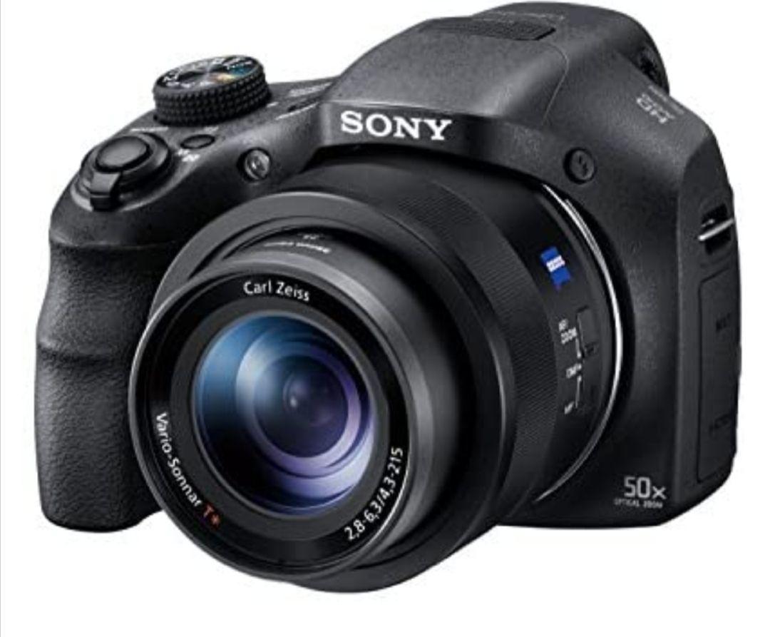 Sony DSC-HX350, Cámara Bridge BionZ X de 20.4 MP y Zoom 50x