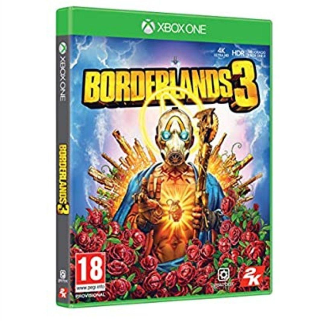Borderlands 3 - Edición Estándar, Xbox One