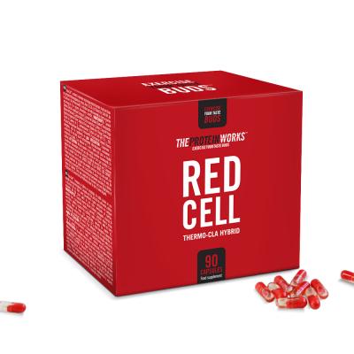 270 cápsulas (Red cell) quemagrasas