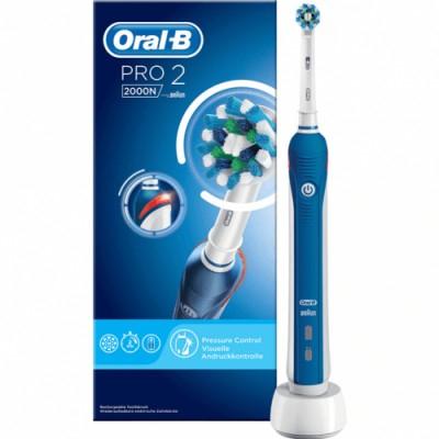 2 cepillos Oral B Pro 2 2000 por 32€ cada uno