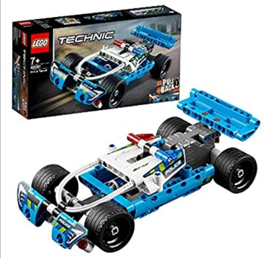 LEGO Technic - Cazador Policial