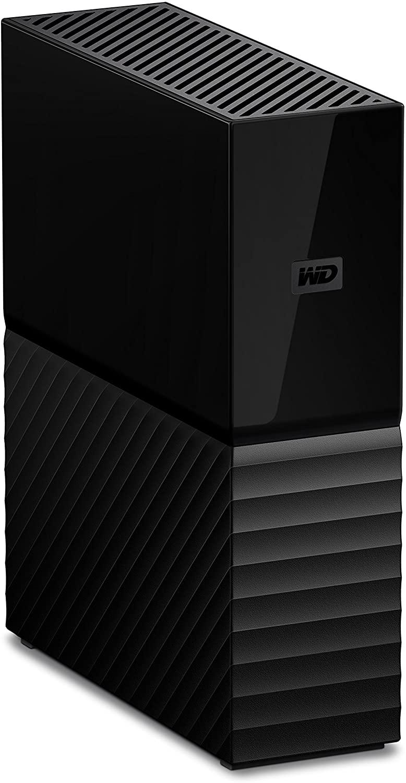 "WD My Book 8 TB Disco Duro Externo de Sobremesa 3.5"", USB 3.0"