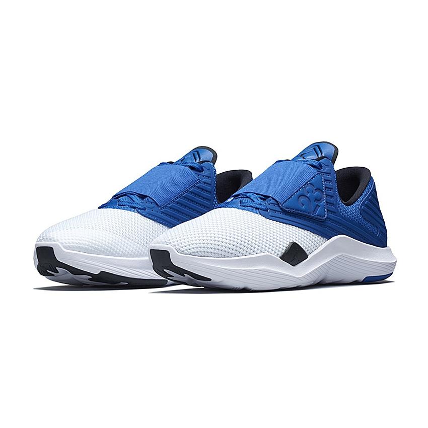 Zapatilla baloncesto Nike Jordan Relentless blanco/azul