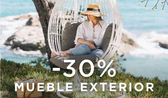 -30% en Muebles de exterior - Casa Viva