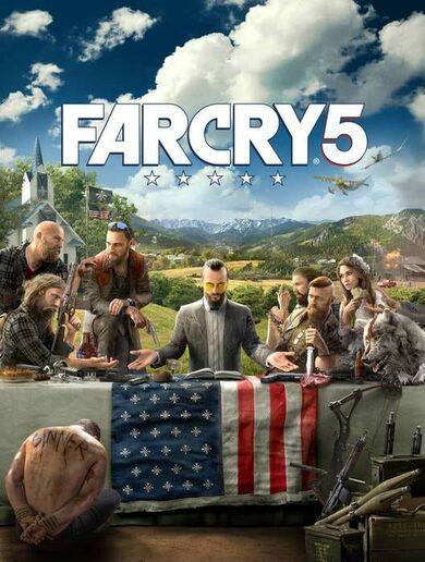 Far Cry 5 PC Green Gift Key EUROPE