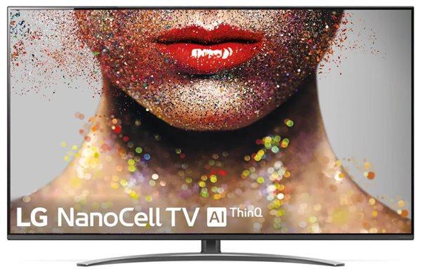 "LG 49SM8200PLA - Televisor NanoCell UHD 4K 49"" IA HDR Clase A"