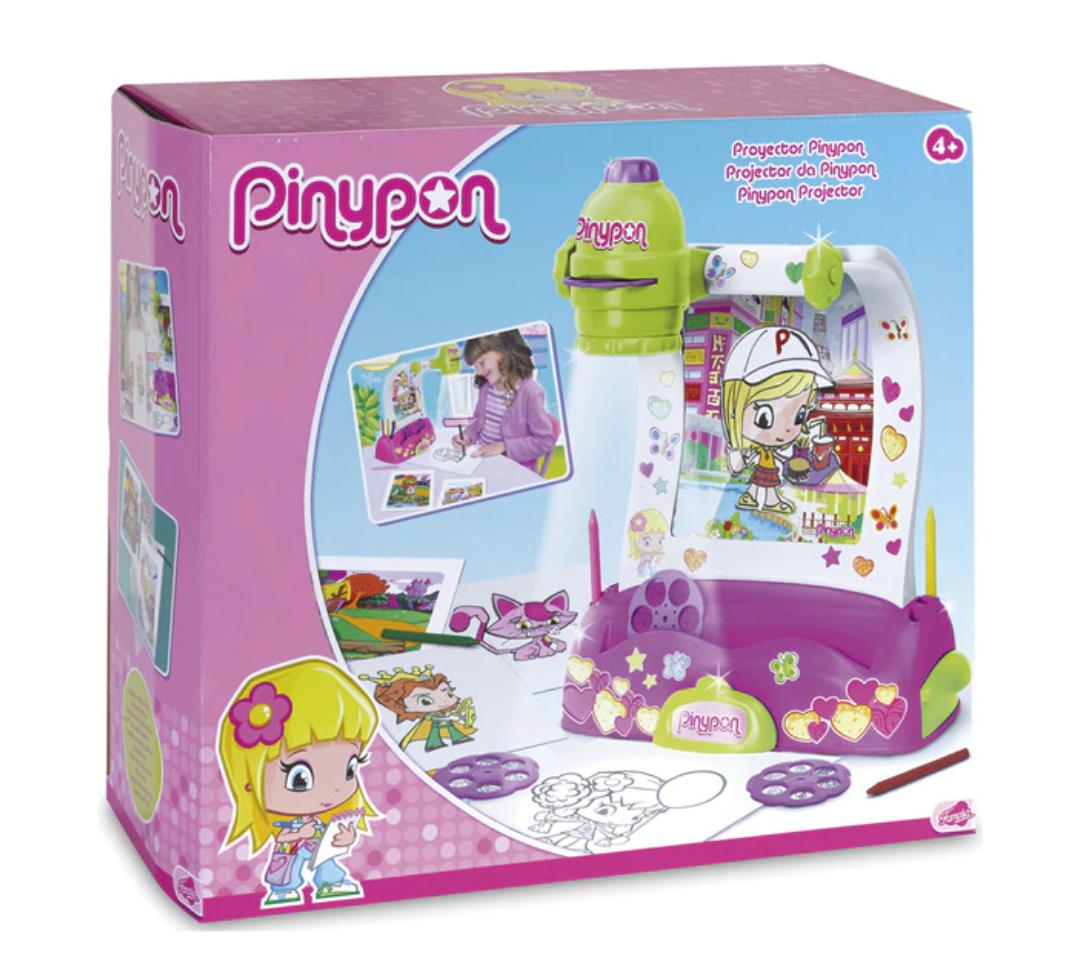 Proyector Pinypon