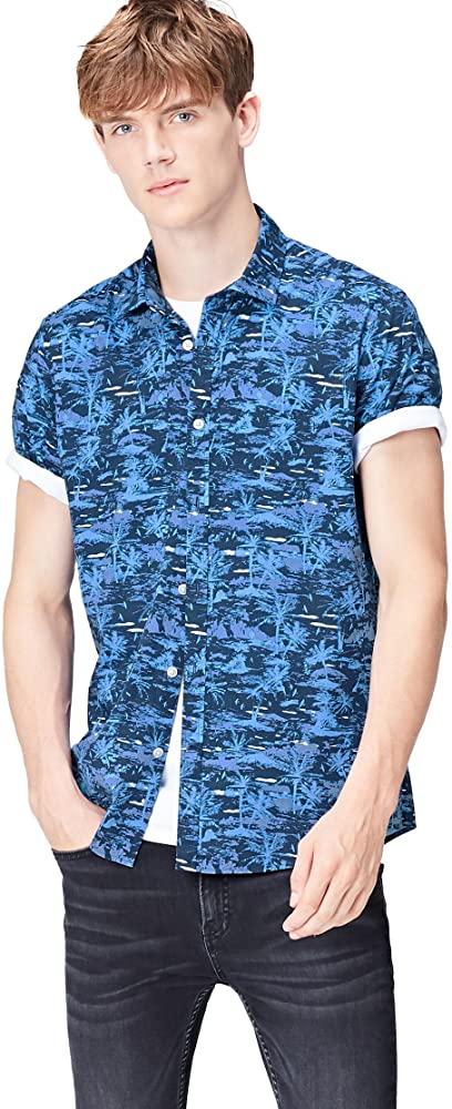 Recopilación camisas marca Amazon para hombre por menos de 7,25€