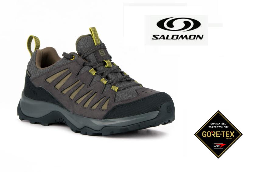 Salomon EOS GTX, Zapatillas para Hombre