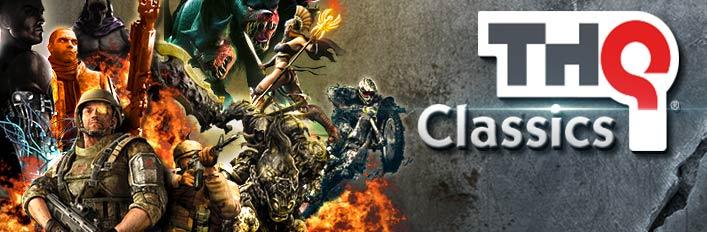 The New THQ Classics Bundle (9 juegos) [STEAM]