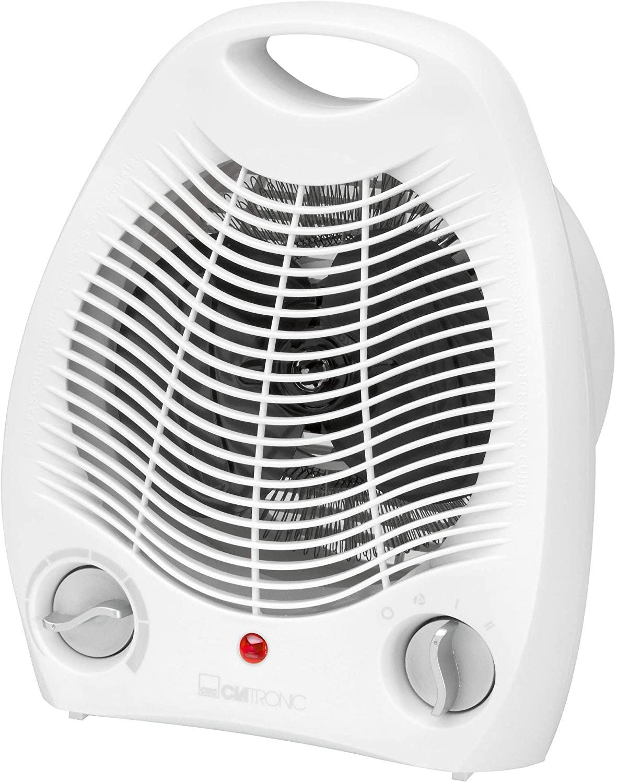 Calefactor, 2 niveles de temperatura, función ventilador (Reaco)
