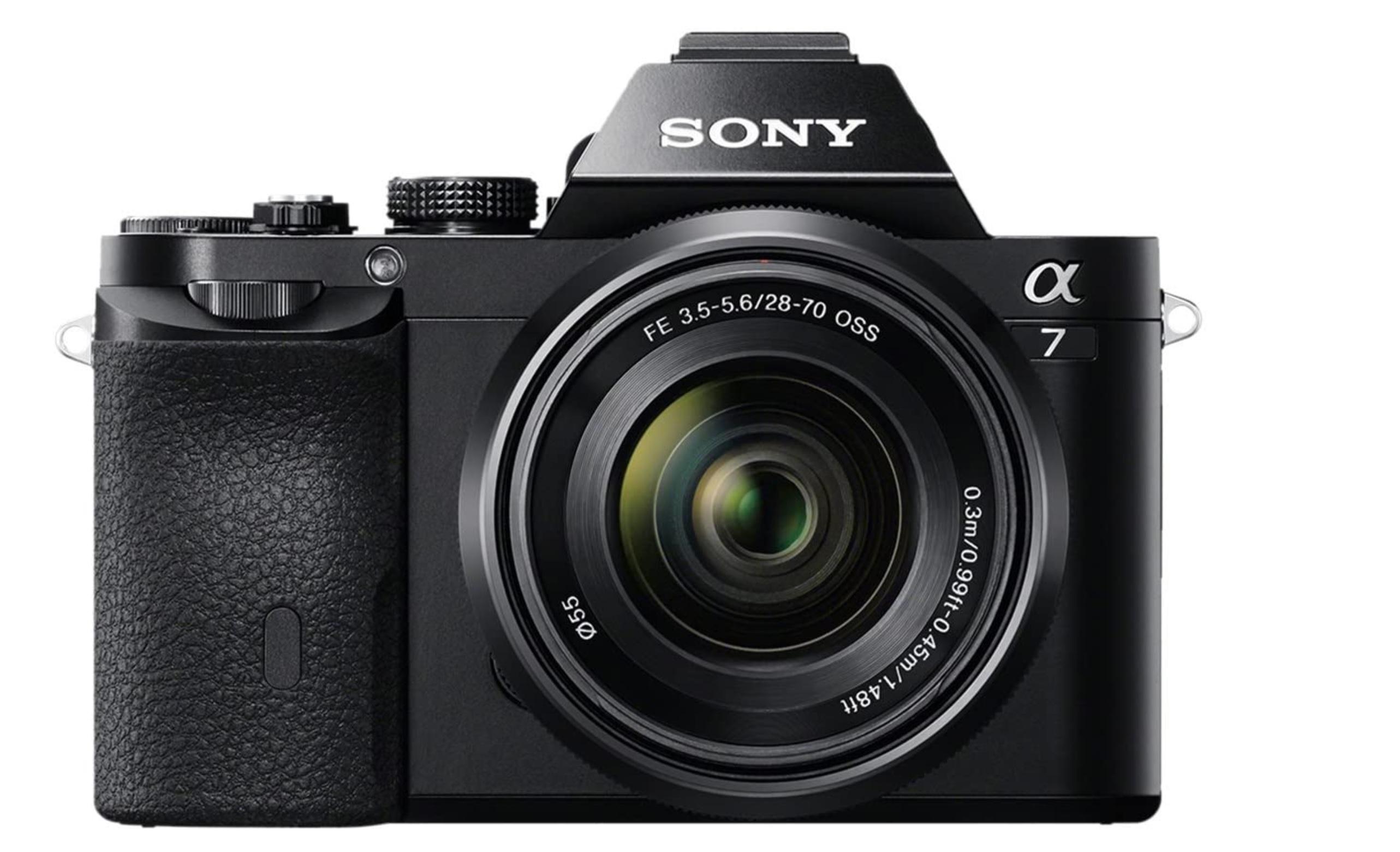 Sony Alpha ILCE-7K + Objetivo 28-70 mm f/3.5-5.6 OSS