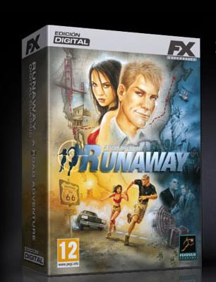 Runaway - A Road Adventure _ el Juego FX GRATUITO de la semana
