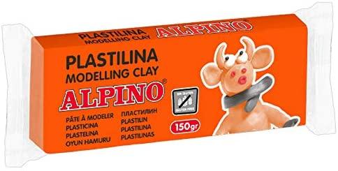 Pastillas de plastilina (150 gr) Alpino
