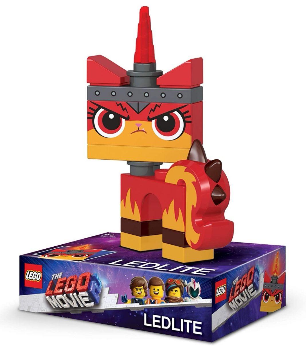(PRECIO MÍNIMO HISTÓRICO) LEGO Angry Kitty - Luz Nocturna