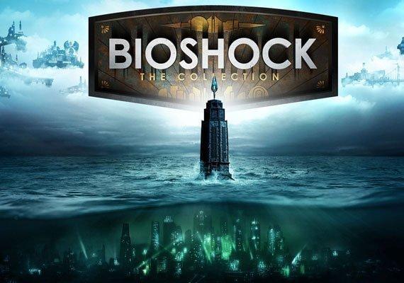 Bioshock collection más barato ¡AÚN MÁS
