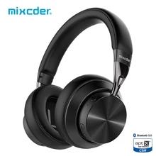 Auriculares Bluetooth Mixcder E9 con cancelación activa de ruido