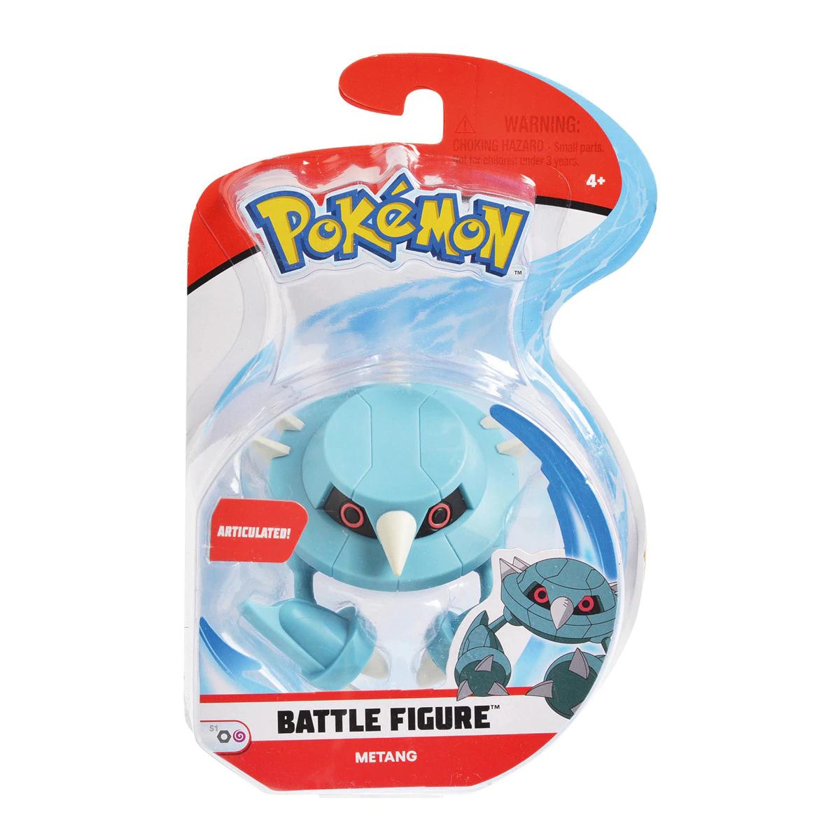 3x2 Figuras de Combate Pokémon Bizak