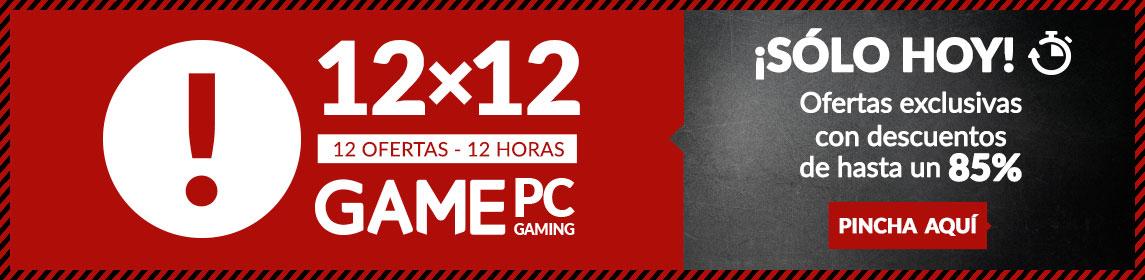 OFERTAS 12X12 EN GAME