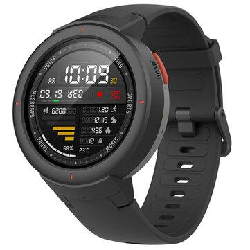 XIAOMI Amazfit Verge International Version AMOLED IP68 NFC Calling GPS+GLONASS Smart Watch - white