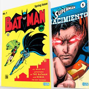 Gratis :: Selección de cómics (OVNI Press y DC)