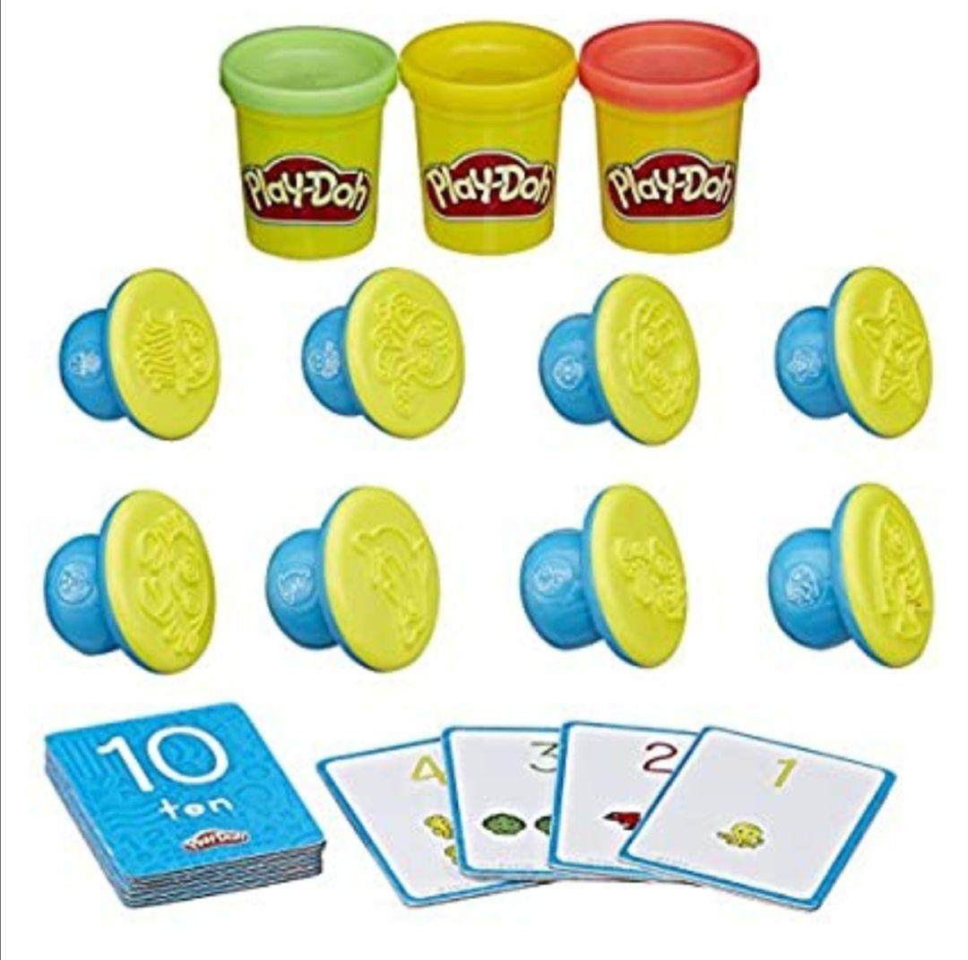 Play-Doh Juego de plastilina y Formas