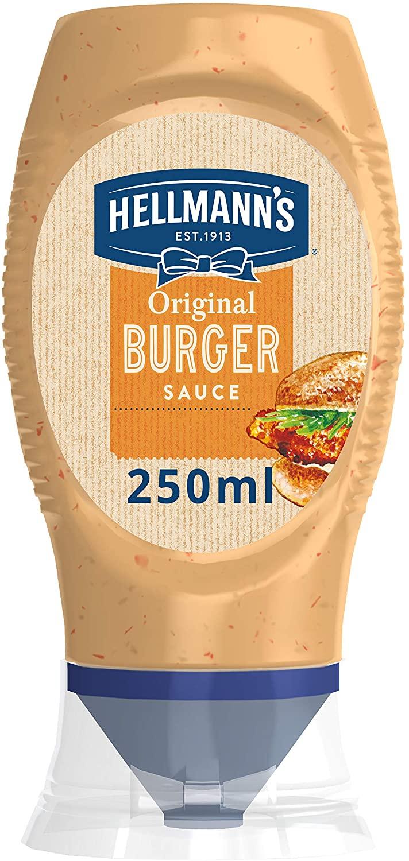 Salsa Burger Bocabajo Hellmann's - 0,95 (con compra recurrente)