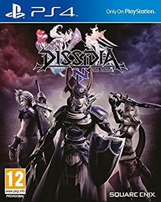 Dissidia Final Fantasy para PS4