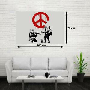 POSTER del artista Banksy a 4,90€