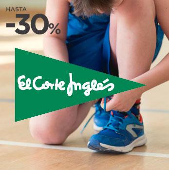 Hasta 30% Descuento en Ropa, Calzado y Complementos Deportivos para niños - El Corte Inglés