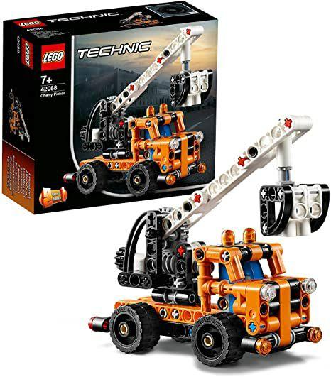 Set LEGO 42088: Plataforma Elevadora
