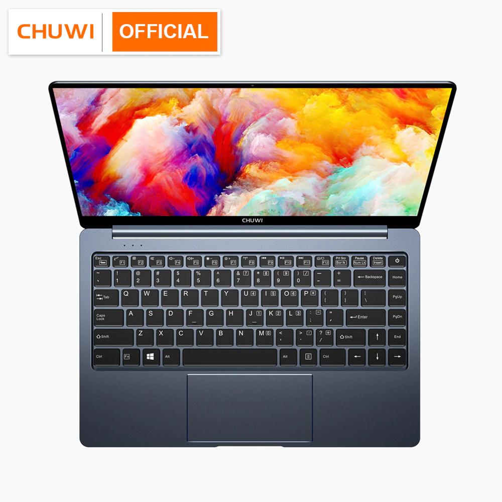 CHUWI LapBook Pro 14,1 pulgadas Intel geminy-lake N4100 Quad Core 8GB RAM 256GB SSD
