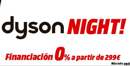 Descuentos en la Dyson Night de Mediamarkt (A partir de las 22:00)