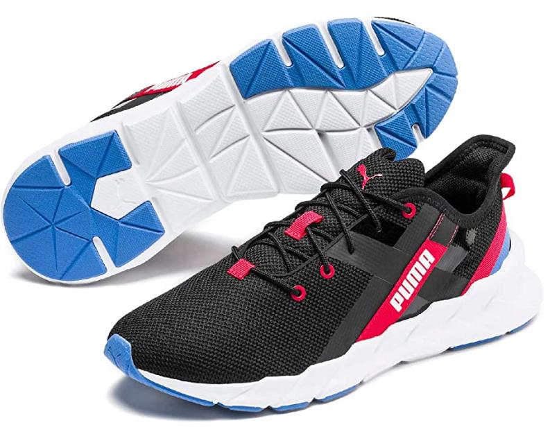 TALLA 40.5 - PUMA Weave XT Shift Q4 Wn's, Zapatillas para Mujer
