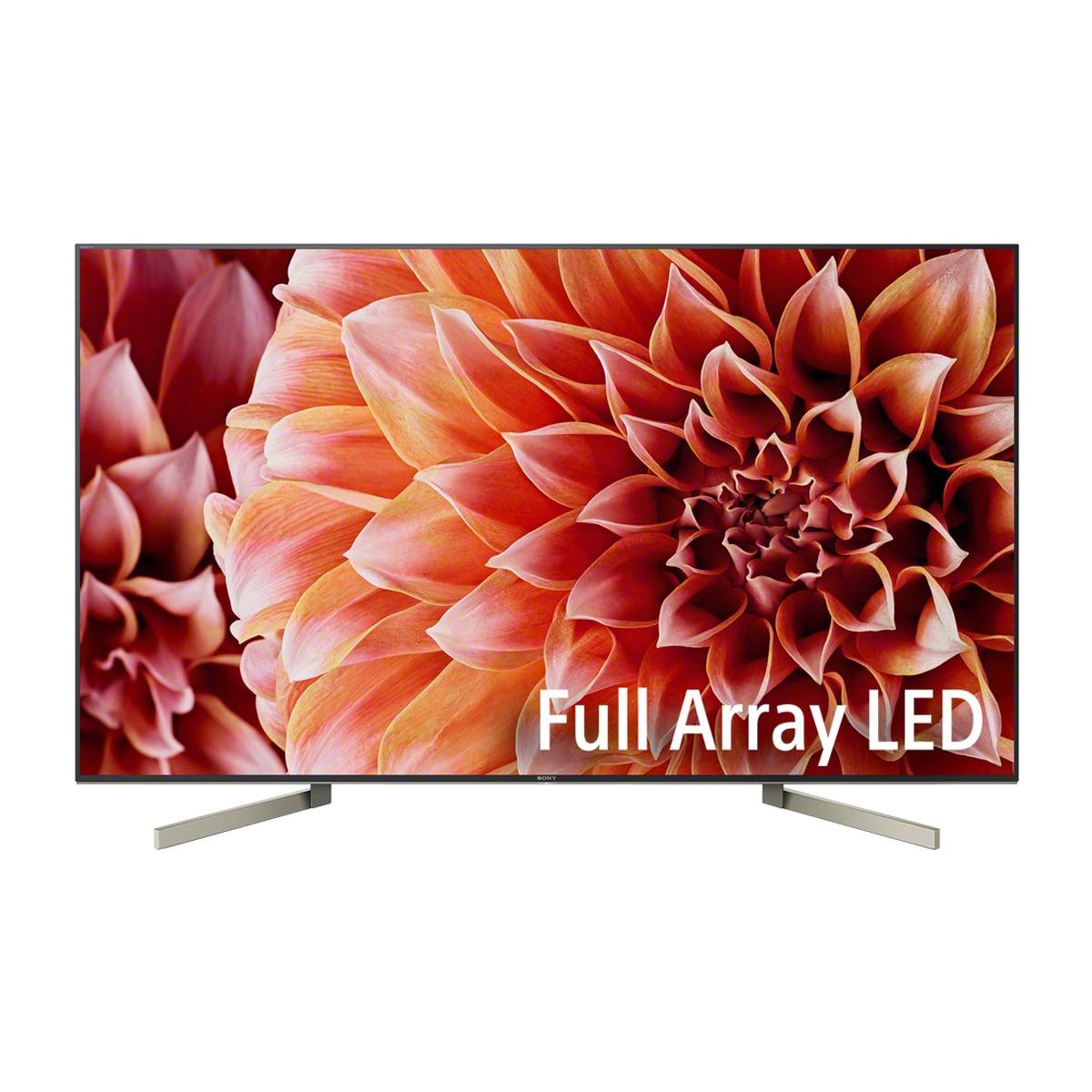 "TV LED 65"" - Sony KD-65XF9005 UHD 4K HDR Processor X1 Extreme, Full Array"