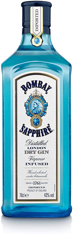 Bombay Sapphire a buen precio en Carrefour