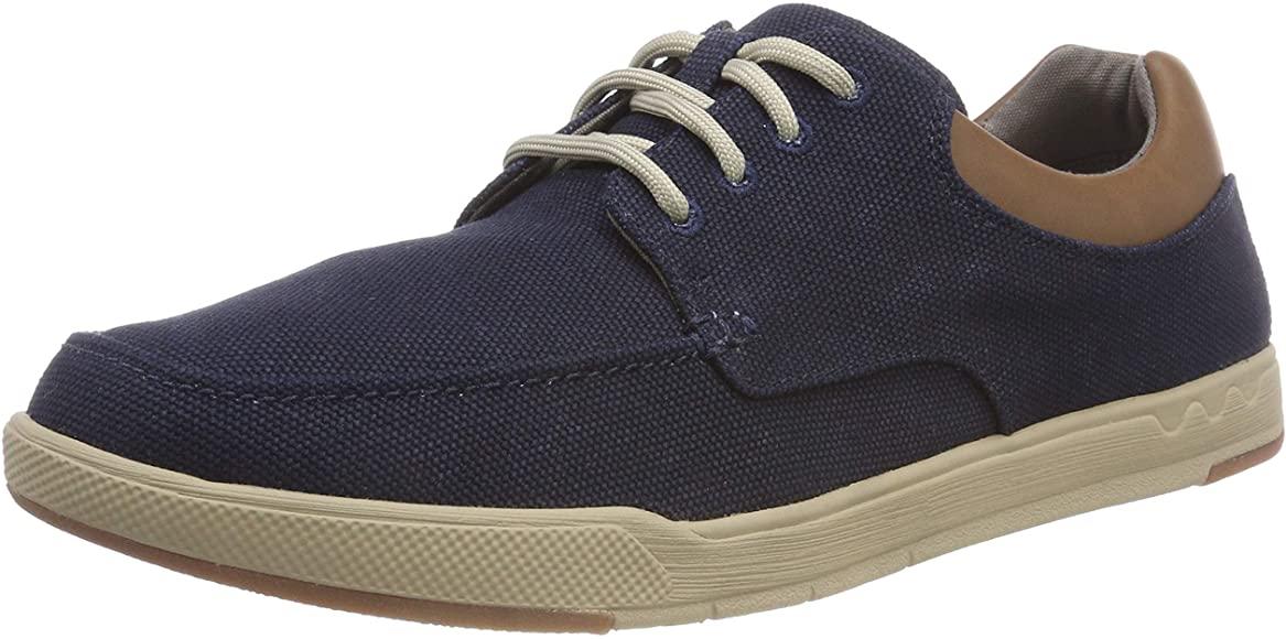 Clarks Step Isle Lace, Zapatos para Hombre talla 42.