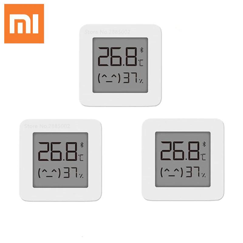 Pack de 3 Xiaomi Mijia termómetros higrómetros digitales bluetooth