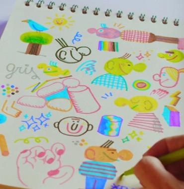 Curso de dibujo y creatividad del ilustrador Puño (14 lecciones y más de 2 horas) - GRATIS