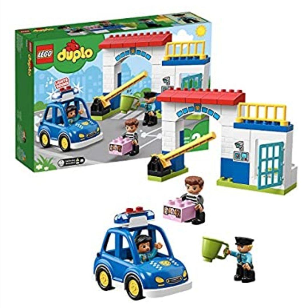 LEGO Duplo Town - Comisaría de policía