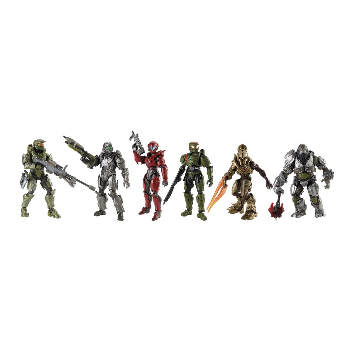 Figuras Halo Collector