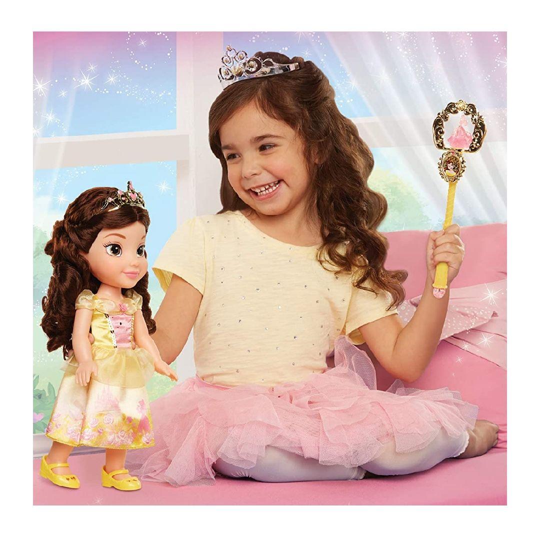 Muñeca bella 38.01 cm con accesorios