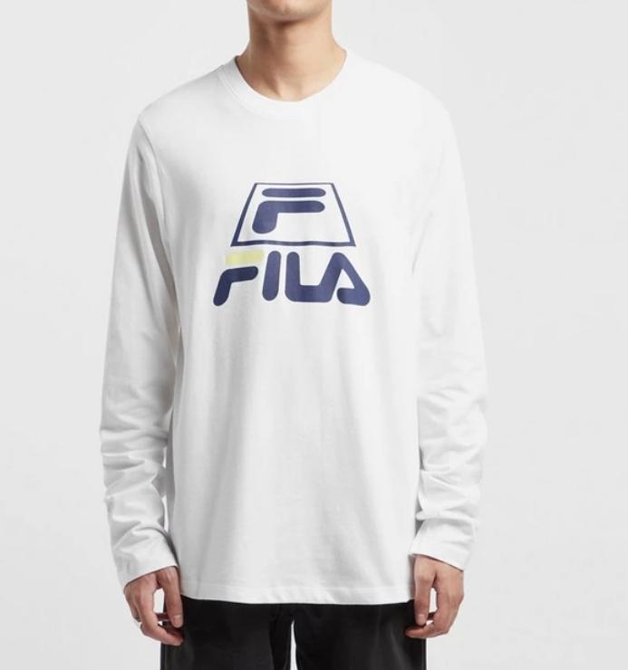 Camiseta de manga larga Fila tallas S y M