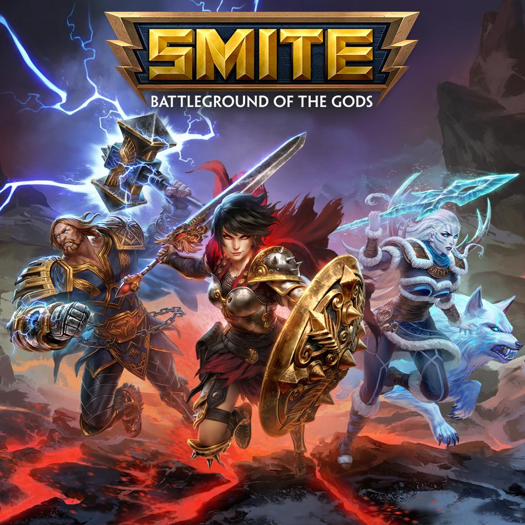 Epic Games :: Gratis Paquete de inicio Epic de SMITE