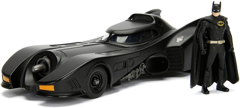 Batmóvil 1989 Jada 1:24