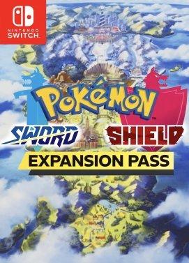 Pase de Expansión Pokémon Espada/Escudo