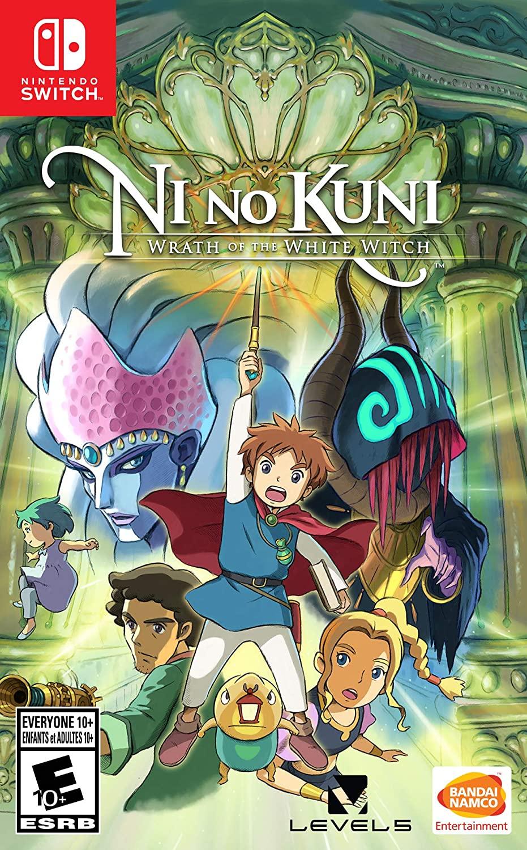 Ni no Kuni: La ira de la Bruja Blanca (Switch - eStore Japón) en japonés