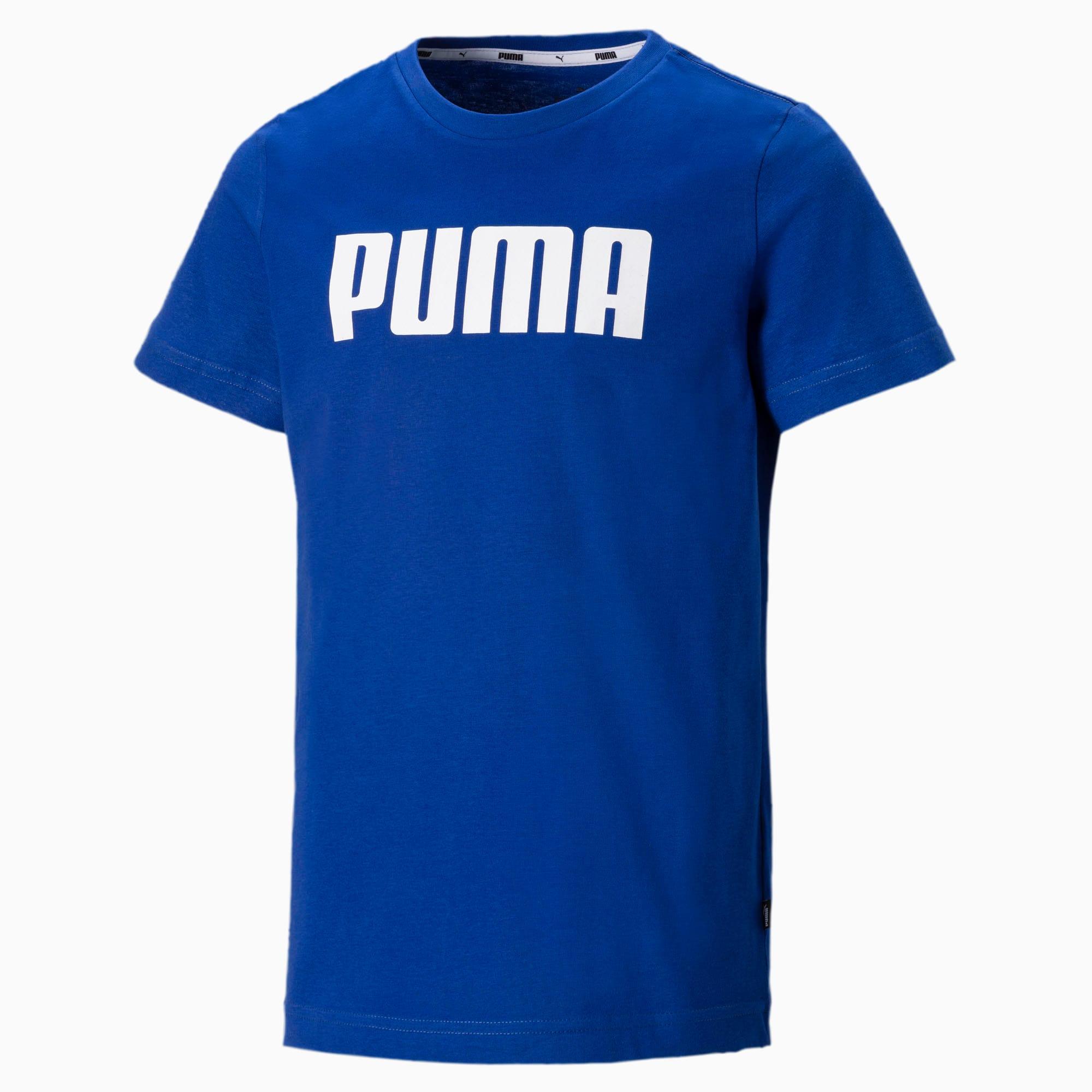 Camisetas Puma, infantiles 2 colores a elegir