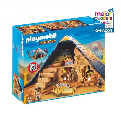 Playmobil - Piramide del Faraón Playmobil